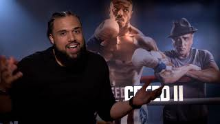 CREED 2 DIRECTOR STEVEN CAPLE JR. ON THE FILM'S EMOTION & WHAT HE ADDED IN THE SEQUEL