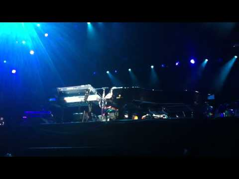 Stevie Wonder ACL 2011- I Believe (if I fall in love it will be forever)