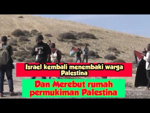 Terbaru~Israel Kembali Merebut Permukiman Palestina Di Tepi Barat 2020