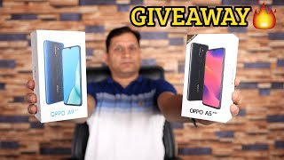 OPPO A9 2020 Unboxing & First Look | OPPO A5 2020 Giveaway🔥🔥