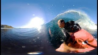 My 360° Bodyboarding Experience (FULL VIDEO)