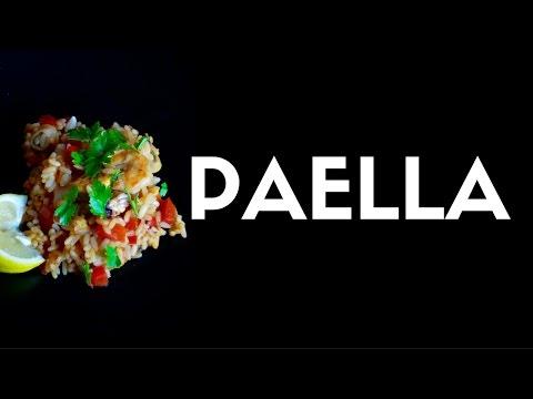 Paella Z Owocami Morza Korol W Kuchni Odc 4