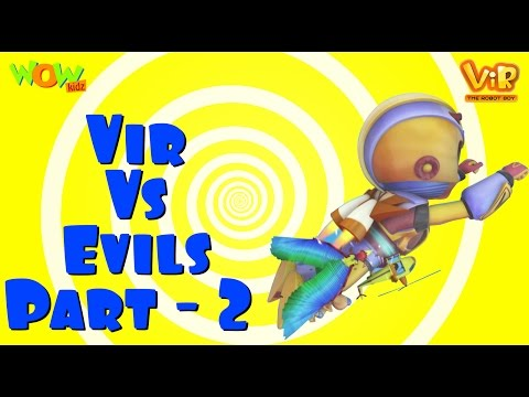 Vir Vs Evils - Part 02 - Vir Compilation - Live in India
