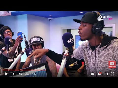 Hitman Holla, Conceited, DC Young Fly, & Nick Cannon Drop BIG Freestyle on Tim Westwood's Show