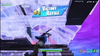 First game in my new account and got 13 kills in fortnite