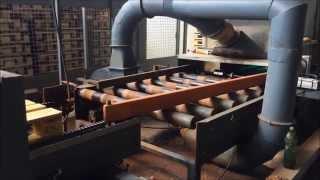 Palet İstifleme Ve İlaçlama Makinası (PİM 120)