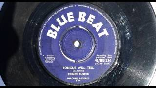 Watch Prince Buster Tongue Will Tell video