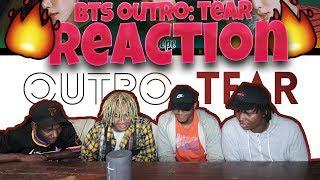 BTS (방탄소년단) 'OUTRO: TEAR' - REACTION   Creating ARMYs!