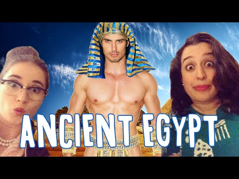 Back In My Day // Ancient Egypt // Improv Comedy // feat. Nicole Miller
