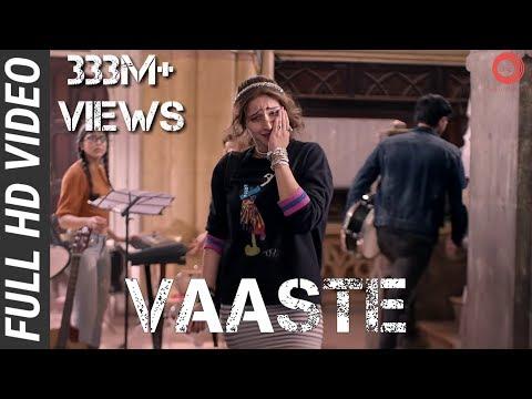 vaaste-dhvani-bhanushali-tanishk-bagchi-vaaste-song-status-peaktones-music-india