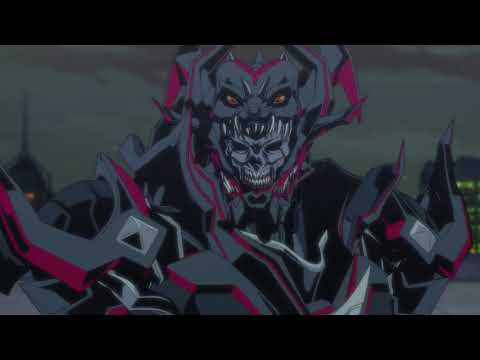 GARO : Vanishing Line : Garo vs Dark Knight