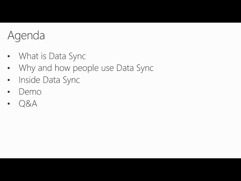 Keep your data in sync between SQL Server and Azure SQL Database - BRK2142