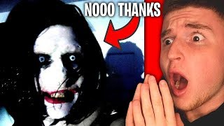 JEFF THE K!LLER IS THE SCARIEST THING EVER SEEN.. If you enjoyed th...