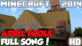 Minecraft April Fools Full Song [HD]