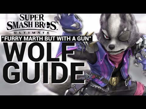 Should you pick up Wolf in Smash Ultimate? What you NEED to know about Wolf