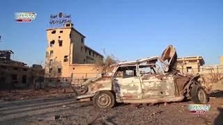 08 October, 2016. Syria, Aleppo. Liberated Awaija. English subtitles