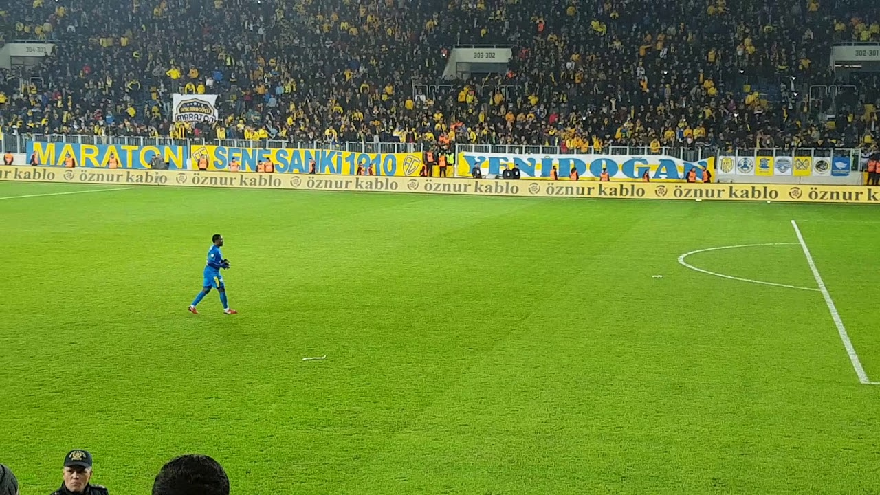 Ankaragücü 3 - 0 Kasimpasa | 11.02.2019 | Mac Sonu | Erik Dali | ikinci yari |