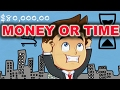 MONEY OR TIME – MOTIVATIONAL VIDEO  / INSPIRATIONAL SHORT STORY ANIMATED