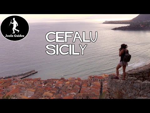 Guides to Cefalu - Sicily - Joolz Guides trailer