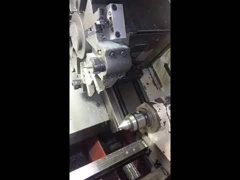 CNC TORNADA MENGENE MİLİ İŞLEMİ & CLAMP PART MAKE WITH CNC LATHE