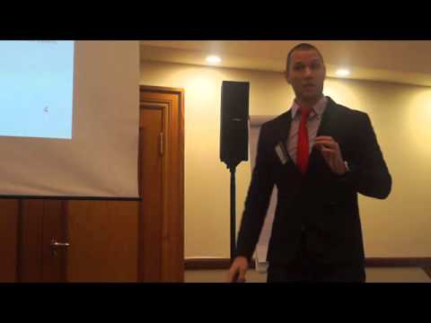 Ivan Andric, 1st prize business pitch at KIC Inno Conference, Berlin 2015