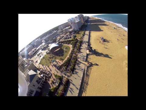 Virginia Beach DJI Phantom Gopro 3+