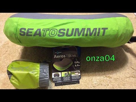 sea to summit aeros pillow premium large 4 1oz by onza04