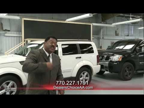 Sammy Stephens: Dealers Choice Auto Auction Commercial