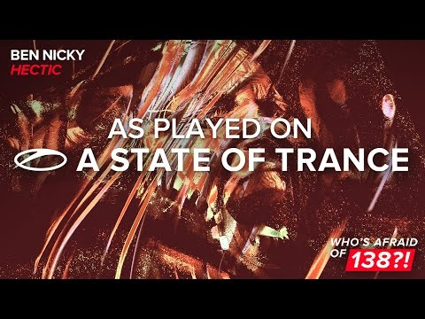 Ben Nicky - Hectic [A State Of Trance 787]