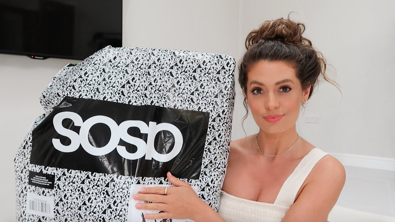 ASOS TRY ON HAUL, HOME VLOG, NEW DECKING, GARDEN UPDATE