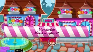 Candy Crush Saga - King Level 1-4