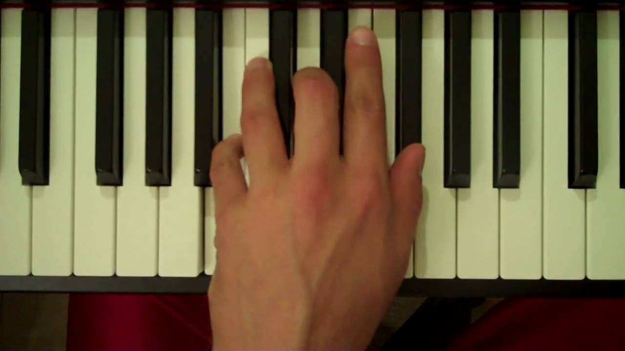 How to play a b minor chord on piano left hand youtube hexwebz Gallery