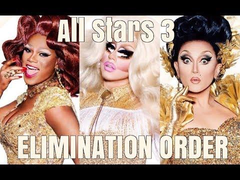 AS3 Elimination Order