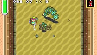 The Legend of Zelda - A Link to the Past & Four Swords - A Link To The past (GBA)Boss 2: Lanmolas - User video