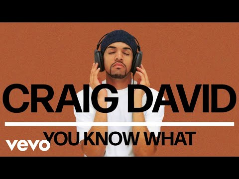 Craig David - You Know What