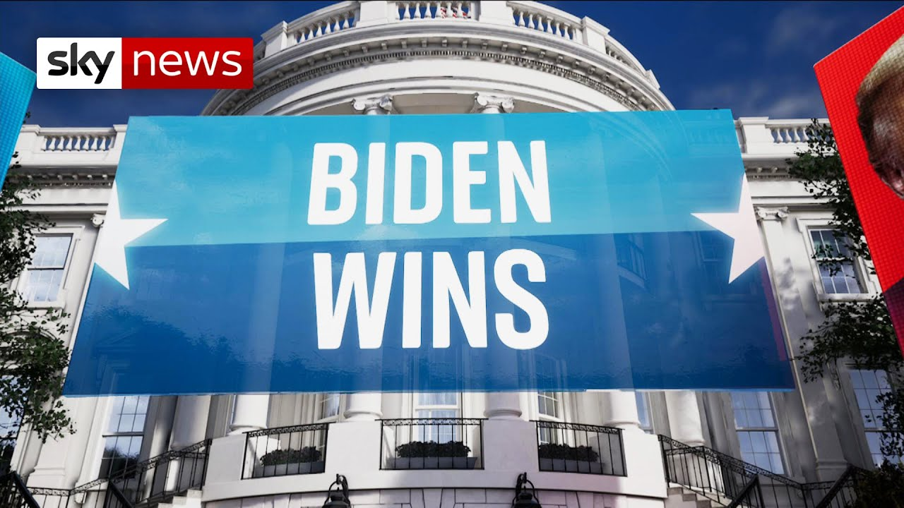 Election 2020: Joe Biden will be the next President of the US
