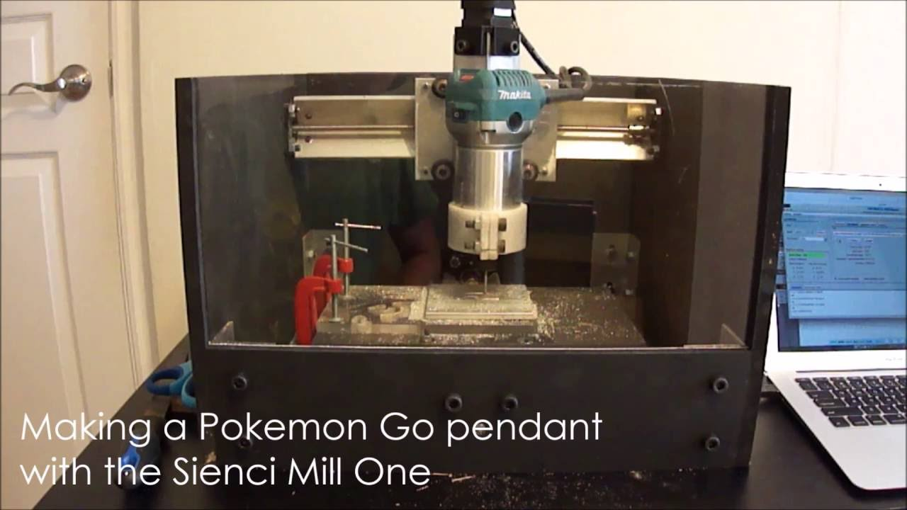 CNC Router Tips Sienci Mill One Desktop CNC Mill - #CNC