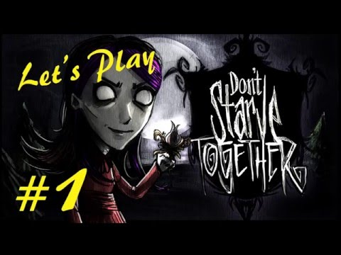 Don't Starve Together #1: The Beginning