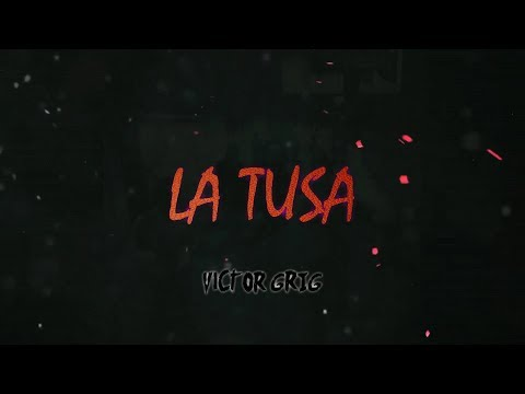 Victor GRIG - La Tusa (Official Audio)