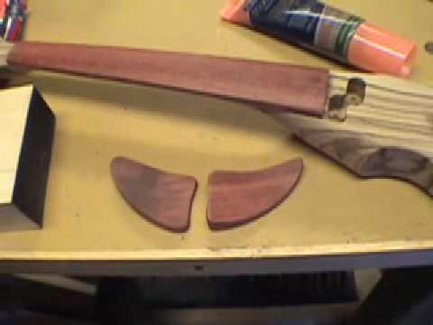 building the electric violin guitar amp pickup youtube. Black Bedroom Furniture Sets. Home Design Ideas