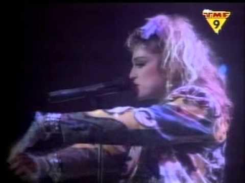 Madonna - Dress You Up (LIVE)