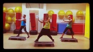 Shaggy ft Yandel - Bailame (Zumba®Step Choreo)