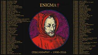 E̲n̲i̲g̲m̲a̲ - Discography - 1990 - 2016