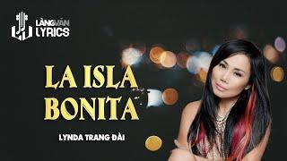 La Isla Bonita (Karaoke) - Lynda Trang Đài