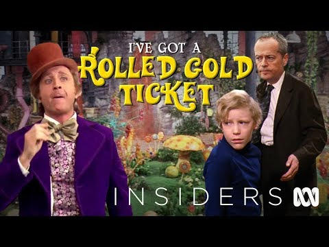 Huw Parkinson: Bill Shorten discover's Willy Wonka's Citizenship Factory isn't very sweet