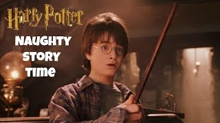 Naughty Story Time - Harry Potter! Changing Wand to Penis