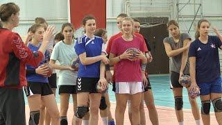 Юниорская сборная России на тренировочном сборе в Подмосковье