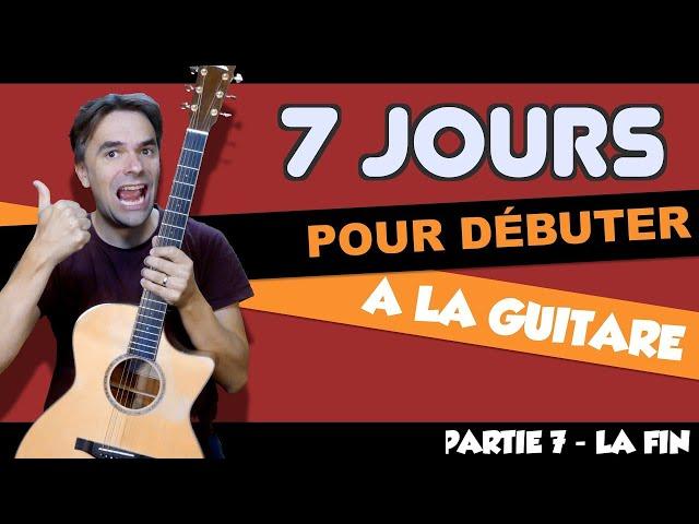 Bien Débuter la guitare : LES CONSEILS - La METHODE GUITARE FACILE