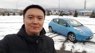 Nissan Leaf. Электромобиль за $20,000.