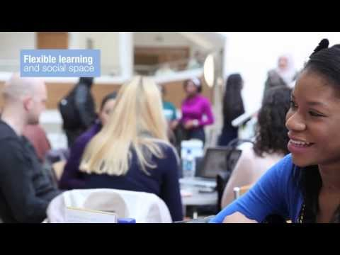 Bradford University School of Management - Campus Tour